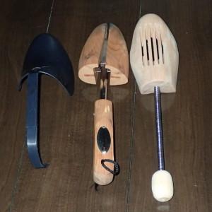 シューズキーパー3種類